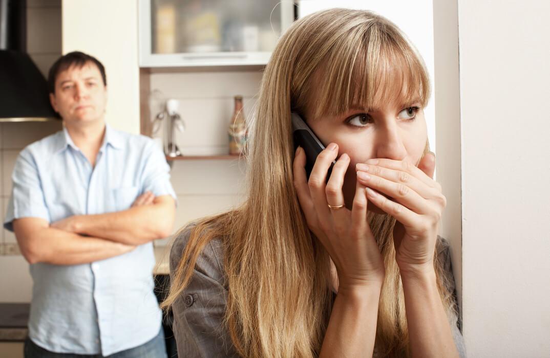 Cóomo saber si una mujer es infiel