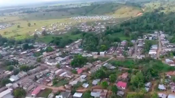 Municipio de Mutatá en Urabá