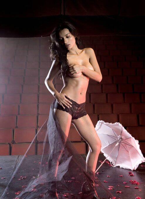 Gratis colina rey desnuda foto