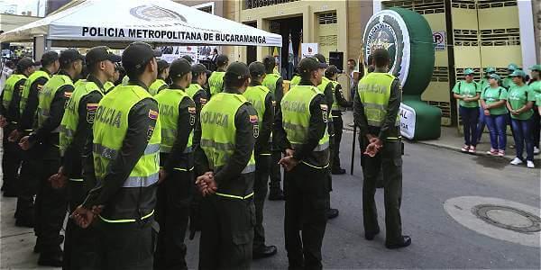 Policía de Urabá