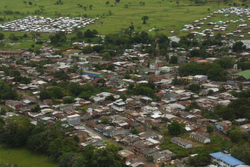 Belén de bajirá en Chocó