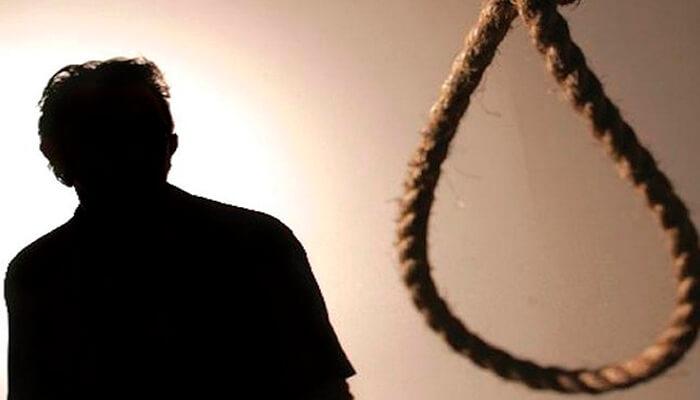 Suicidio Ahorcado