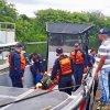 Evacuación marítima en el Golfo de Urabá