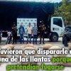 En Chigorodó se robaron un camión hasta con el dueño incluido