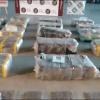 Decomisada una tonelada de marihuana en Urabá