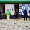 Recuperados 300 kilos de cocaína lanzados al mar por delincuentes en el golfo de Urabá